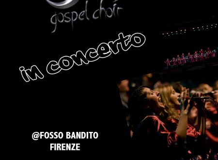 For Joy Gospel Choir in concerto