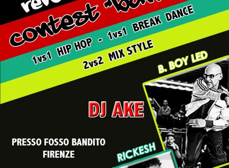 Contest Bandito Hip Hop Revolution