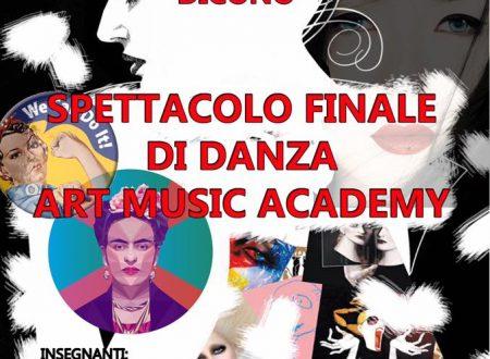 """SAGGIO FINALE DI DANZA """"QUELLO CHE LE DONNE NON DICONO"""""""